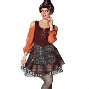 Hocus Pocus Sanderson Sister Costume
